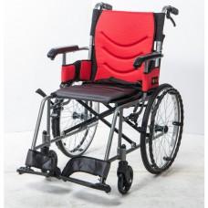 JW-230-20 鋁合金輪椅..輕巧型