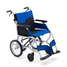 日本MIKI 鋁合金輪椅CK-2 坐得住