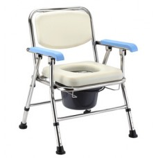 JCS-303 不銹鋼收合便器椅