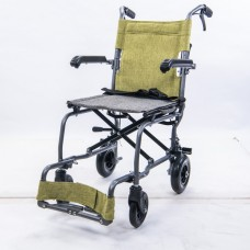 JW-X10 鋁合金輪椅..旅行組