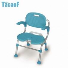TacaoF KSCU01扶手型大洗澡椅-U型