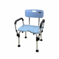 SC-103鋁合金有扶手可拆卸洗澡椅