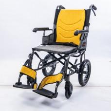 JW-X40-12 鋁合金掀腳輪椅..看護型